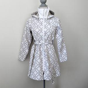 Rare Lululemon Essence Belted Rain Jacket Diamonds